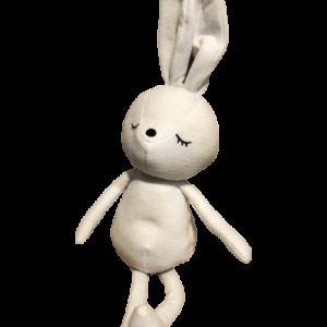 lapine en peluche