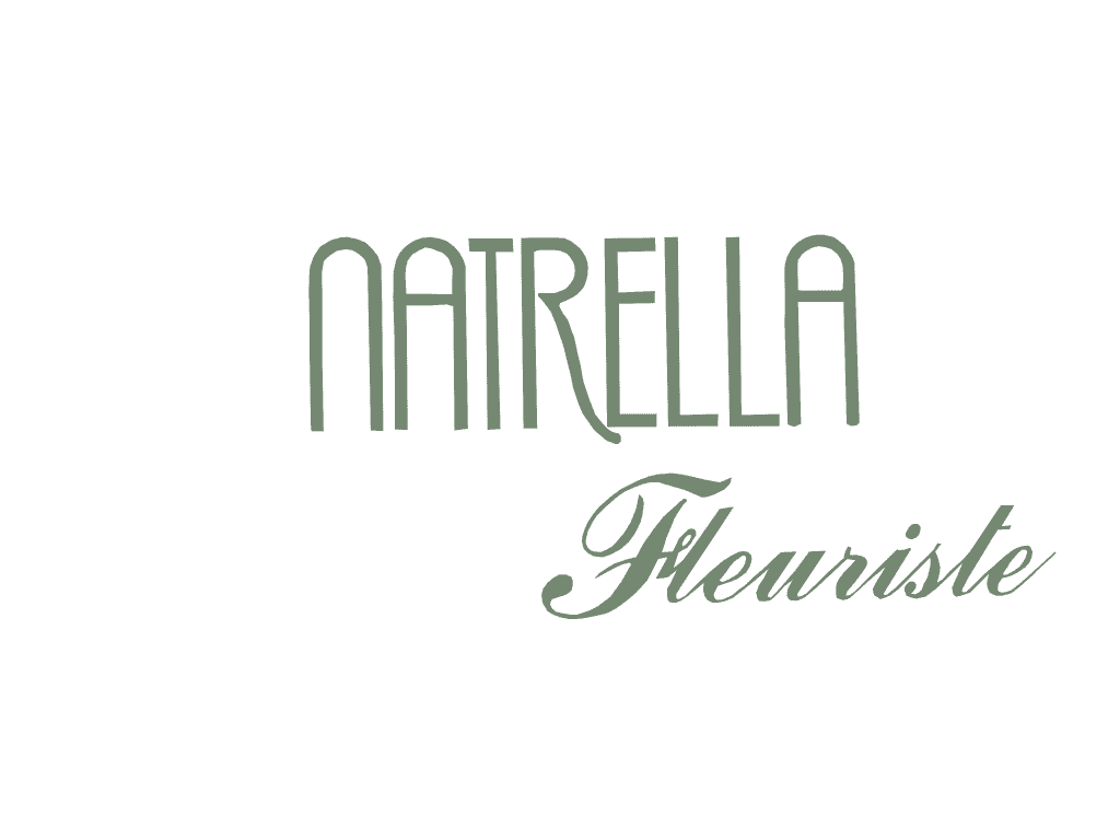 Natrella Fleuriste logo