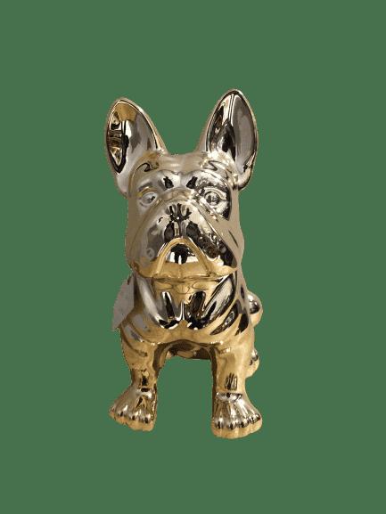chien en or