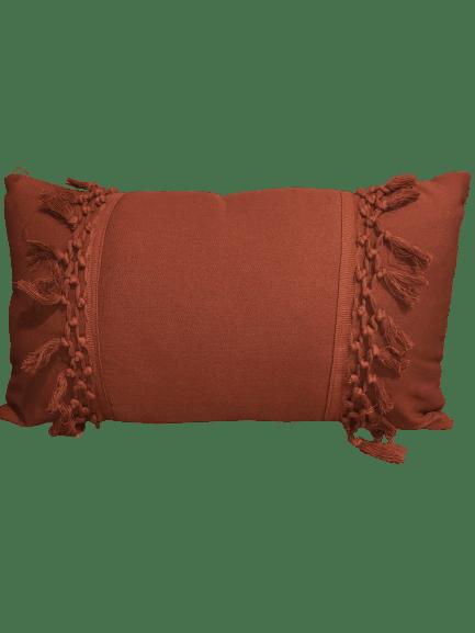 Coussin couleur cuivre