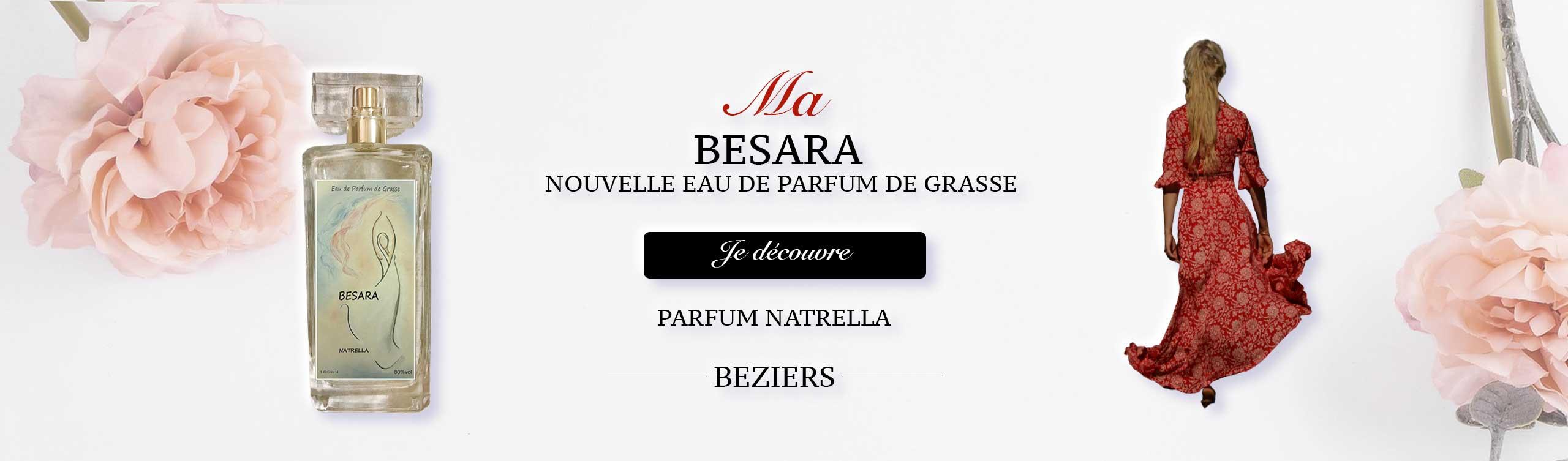 parfum BESARA